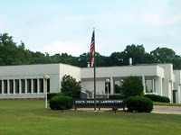 Clinical Labs Facility in Montgomery