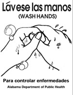 Handwashing Poster SP graphic