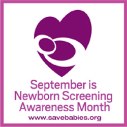 Newborn Screening Awareness Month